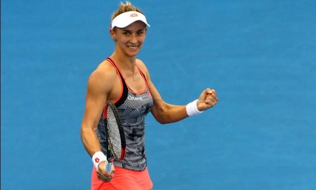 Цуренко дізналася ім'я суперниці у другому раунді Australian Open