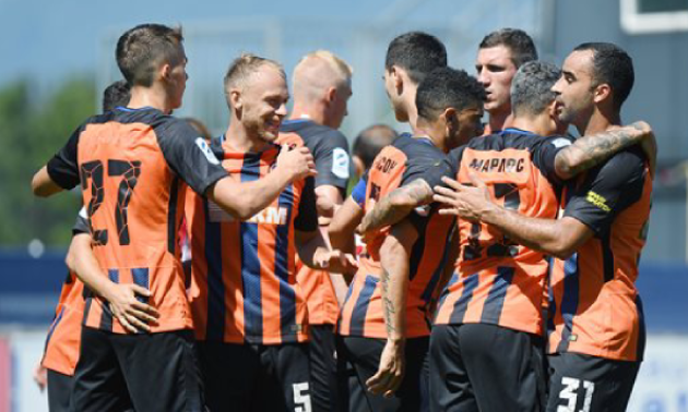 Шахтар мінімально переміг ЦСКА