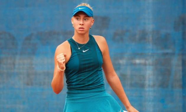 15-річна українка вийшла у півфінал престижного турніру в Китаї