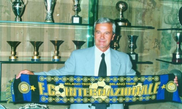 Помер колишній тренер міланського Інтера
