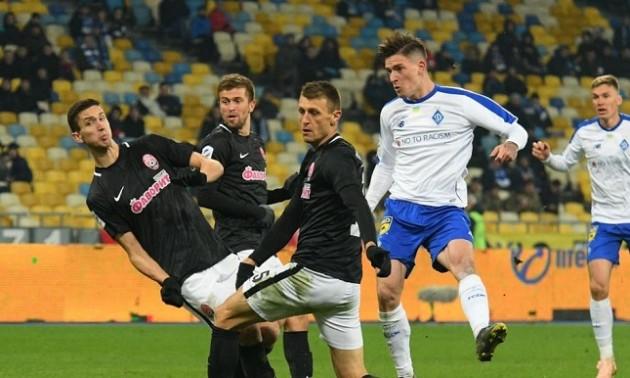 Гравців Зорі оштрафували за розгромну поразку від Динамо