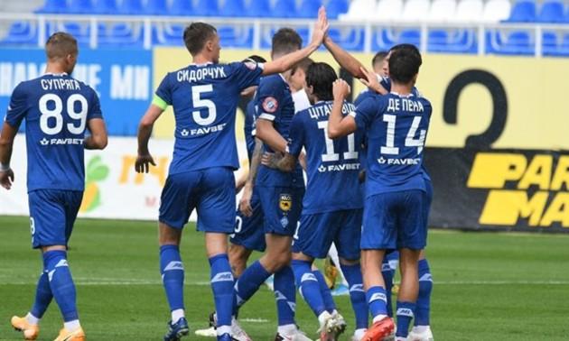 Ференцварош - Динамо 2:2. Як це було