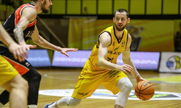 Київ-Баскет програв Запоріжжю у Суперлізі