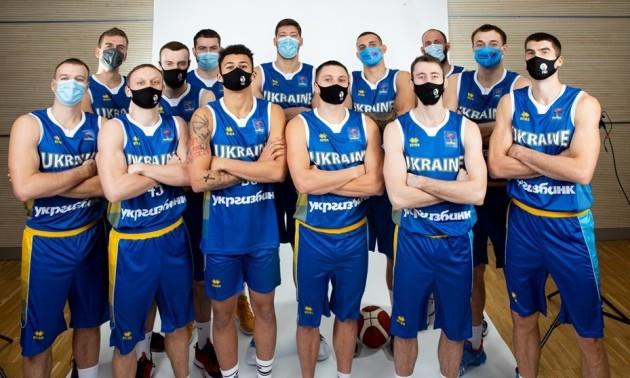 Збірна України програла Словенії у відборі до Євробаскету-2022