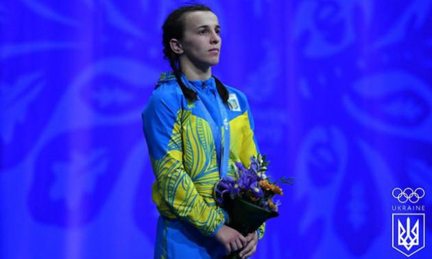 Українська борчиня здобула ліцензію на Олімпійські ігри