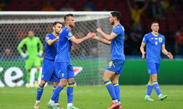 Яремчук увійшов у ТОП-5 найкращих гравців першого раунду Євро-2020