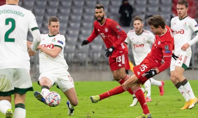 Баварія - Локомотив 2:0. Огляд матчу