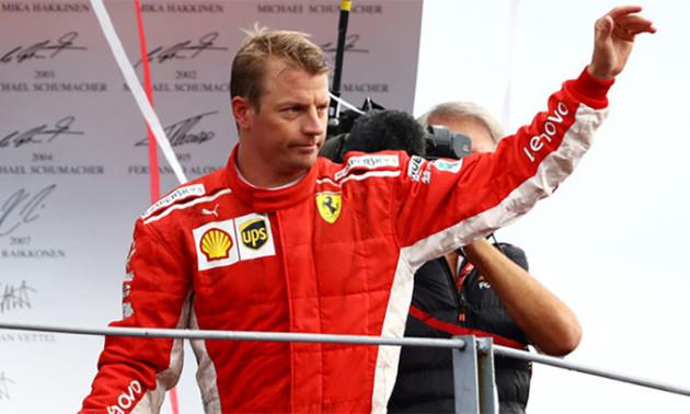 Ряйкконен може повернутися у Ferrari