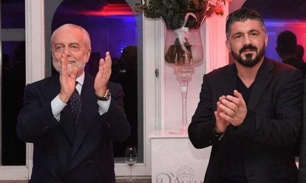 Гаттузо залишиться тренером Наполі