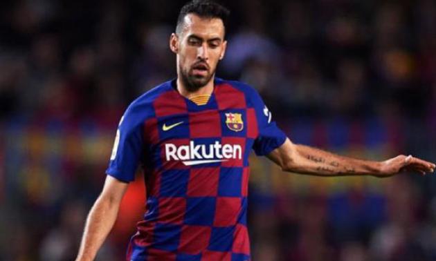 Бускетс: Барселона може виграти всі трофеї цього сезону