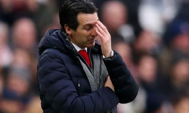 Арсенал офіційно звільнив Емері