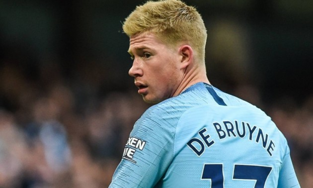 Де Брейне назвав свій наступний клуб