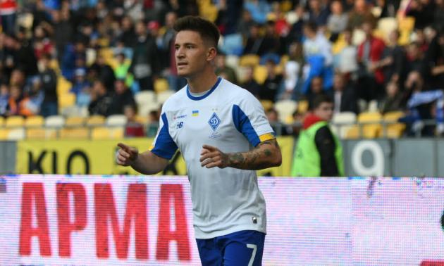 Динамо розібралося із Дніпро-1 у 9 турі УПЛ