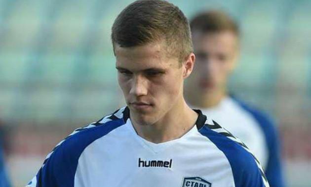 Верес підписав екс-півзахисника Динамо