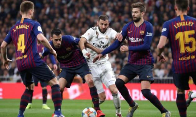 Реал Мадрид - Барселона 2:1. Як це було