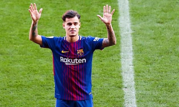 Барселона готова віддати Коутінью в оренду за 8 мільйонів