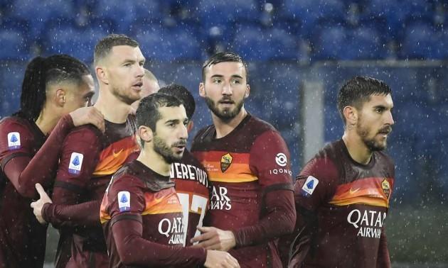 Рома - Сампдорія 1:0. Огляд матчу