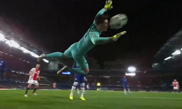 Зієш забив просто неймовірний гол у ворота Челсі