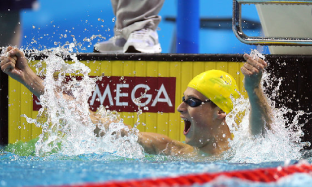 Романчук - найкращий спортсмен України у листопаді