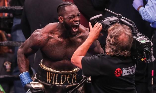 Вайлдер: Я найкращий панчер в історії боксу