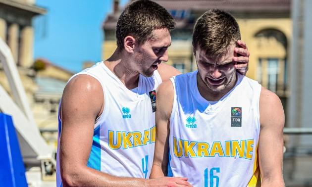 Збірна України виграла етап Ліги Націй