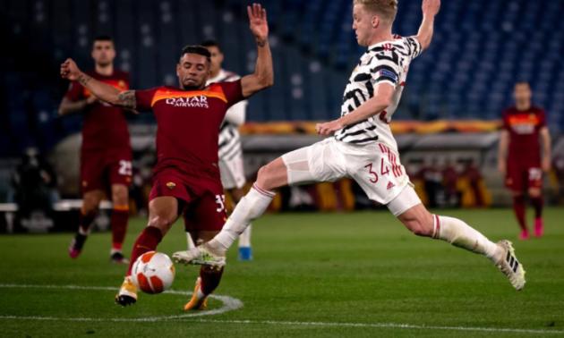 Манчестер Юнайтед поступився Ромі, але вийшов у фінал Ліги Європи