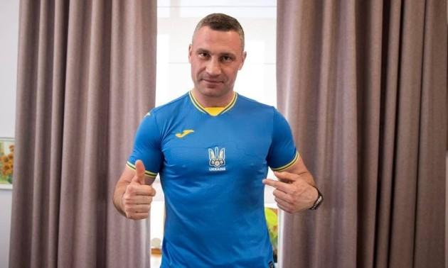 Віталій Кличко: Вірю в нашу збірну