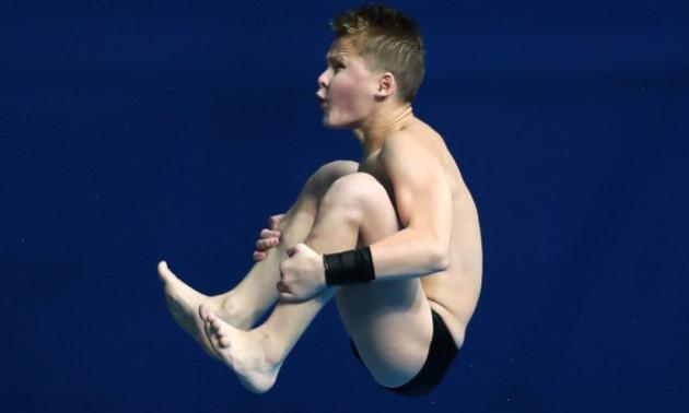 13-річний українець кваліфікувався на Олімпіаду в Токіо