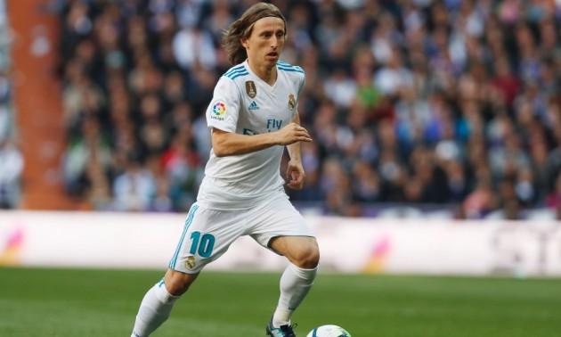 Модрич хоче завершити кар'єру в Реалі