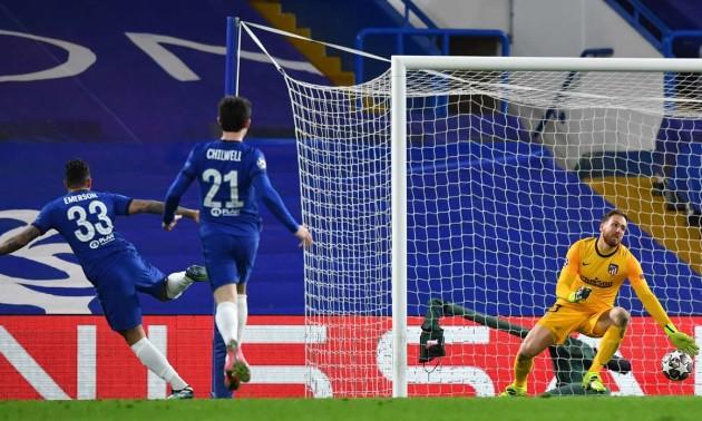 Челсі - Атлетіко 2:0. Огляд матчу
