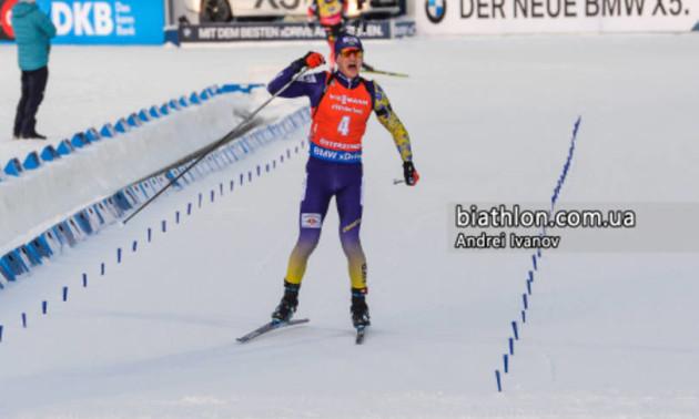 Історичне золото Дмитра Підручного на чемпіонаті світу. Відео гонки