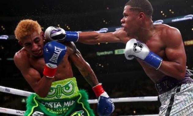 Хейні залишив чемпіонський титул WBC