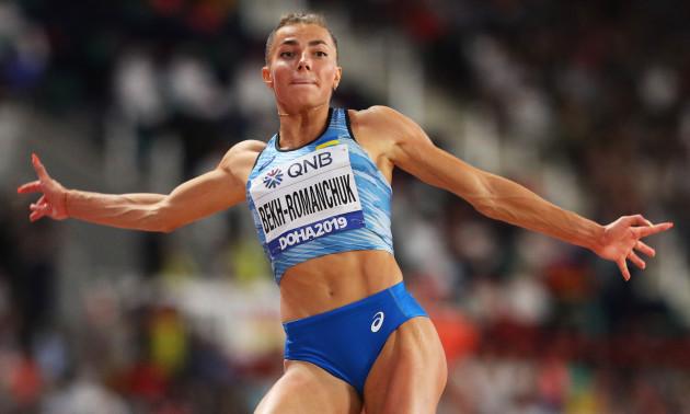 Бех-Романчук вирвала срібну медаль на чемпіонаті світу