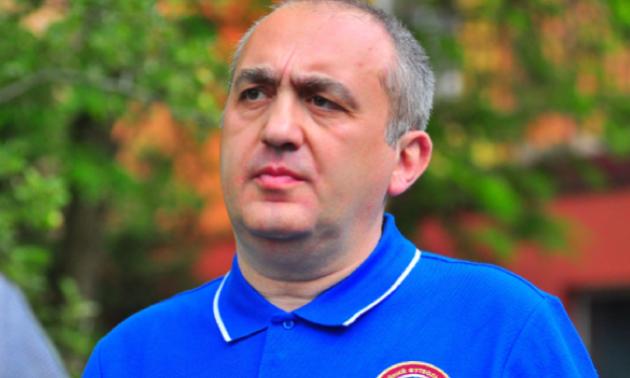 ФК Львів звільнив Цецадзе з посади головного тренера