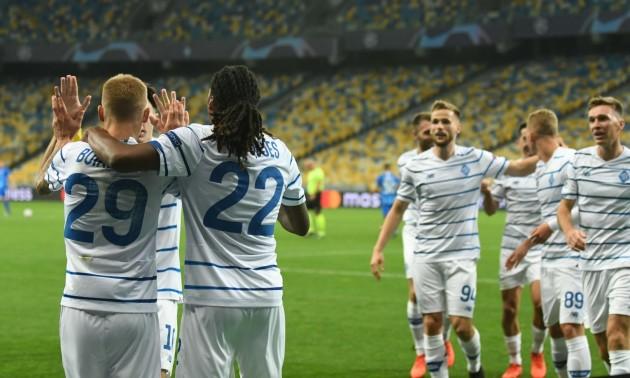 Динамо переграло Рух у 6 турі УПЛ