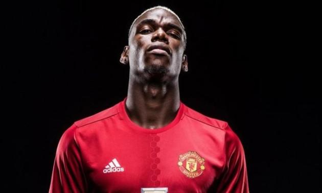 Манчестер Юнайтед визначив ціну за Погба