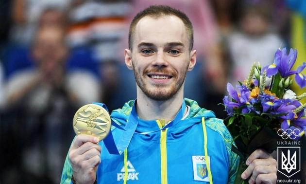 Верняєва знову визнали найкращим спортсменом місяця в Україні