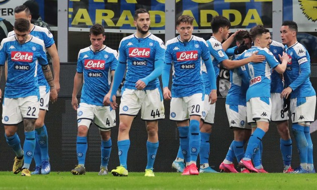 Наполі обіграв Інтер у Кубку Італії