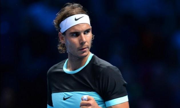 Надаль вийшов до третього кола Australian Open. ВІДЕО