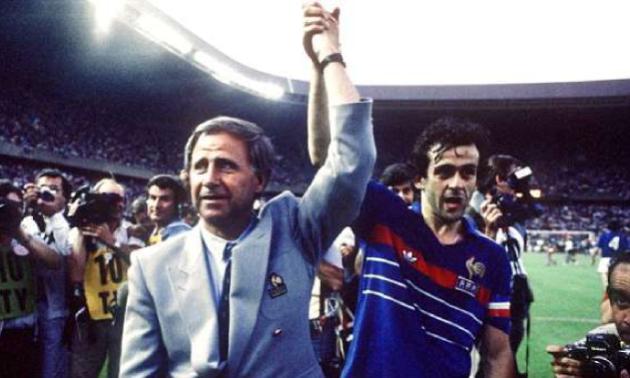 Помер колишній тренер збірної Франції