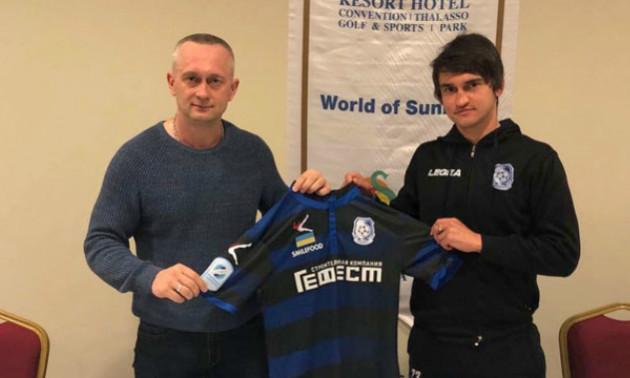 Морозенко з Чорноморця може перейти до команди другої ліги