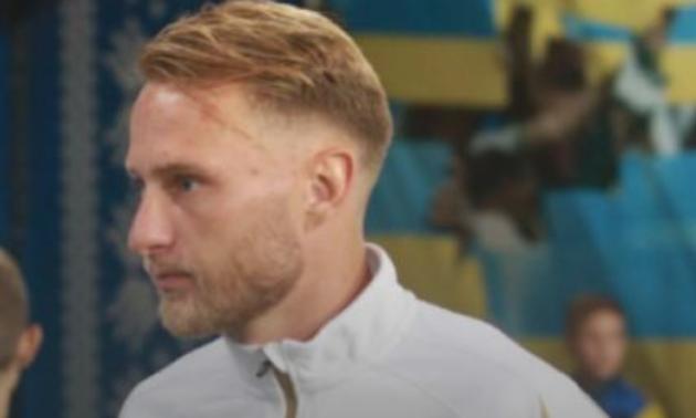 Визначився найкращий гравець матчу Україна - Естонія