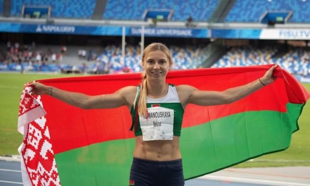 Режим Лукашенка чинить беззаконня на Олімпійських іграх у Токіо