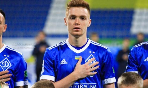 Лідер Динамо уникнув травми і без обмежень готується до матчу з Десною