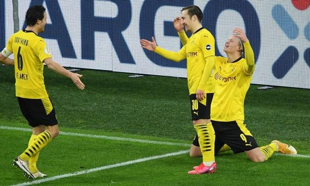 Боруссія Д з труднощами обіграла Падерборн, Ессен вибив Баєр. Результати матчів Кубка Німеччини