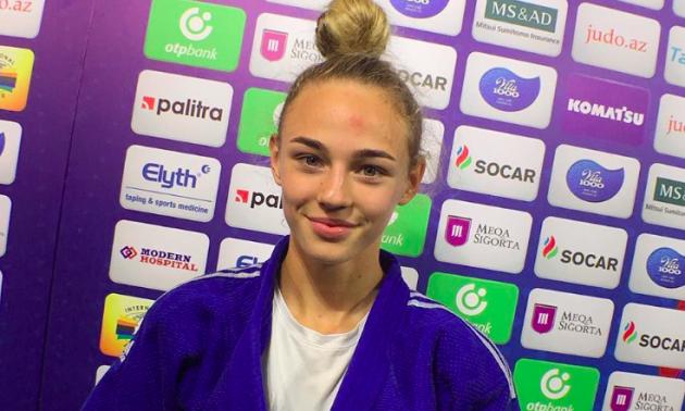 Білодід прокоментувала свою перемогу на чемпіонаті світу