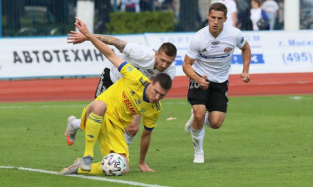 Торпедо-БелАЗ - БАТЕ 3:2. Огляд матчу