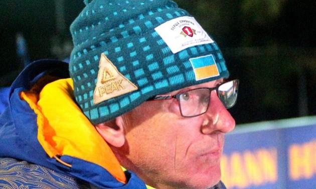 Санітра оцінив результат збірної України в естафеті на Кубку світу