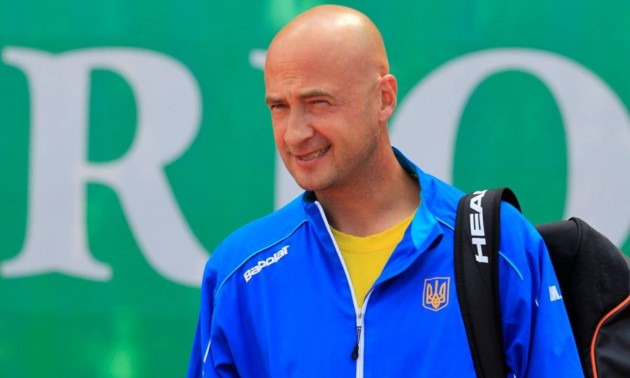 Легендарний український тенісист зіграє на турнірі в Полтаві