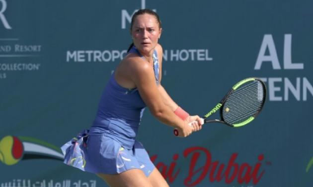 Бондаренко програла у першому колі турніру у Таїланді